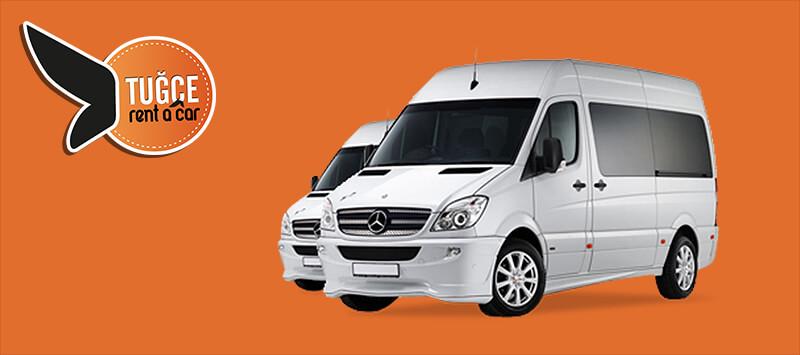 Eskişehir Minibüs Kiralama