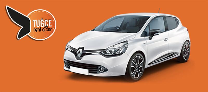 Eskişehir Renault Clio Kiralama